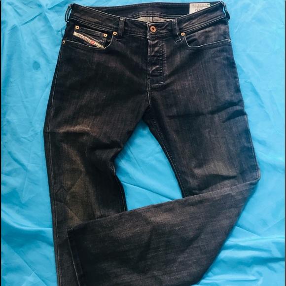 47583299541 Diesel Other - Diesel Zatiny jeans stretch black sz 31 x 30